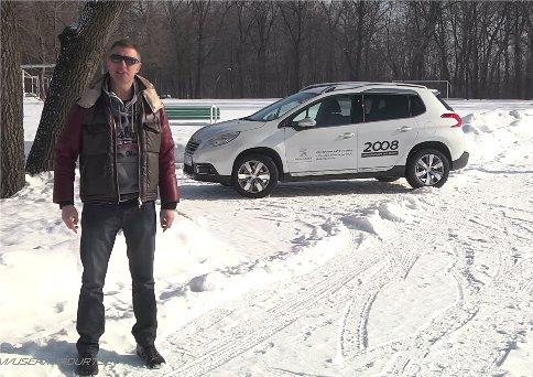 Peugeot 2008 2013 — Игорь Бурцев