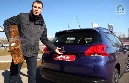 Peugeot 2008 2014 — InfoCar