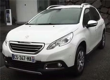 Peugeot 2008 2013 — Две Лошадиные Силы
