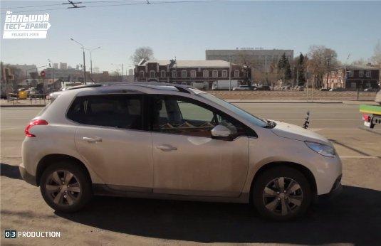 Peugeot 2008 2013 — Большой тест-драйв