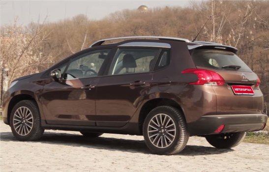 Peugeot 2008 2014 — Автопортал