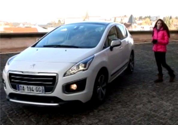 Peugeot 3008 2014 — Наши тесты