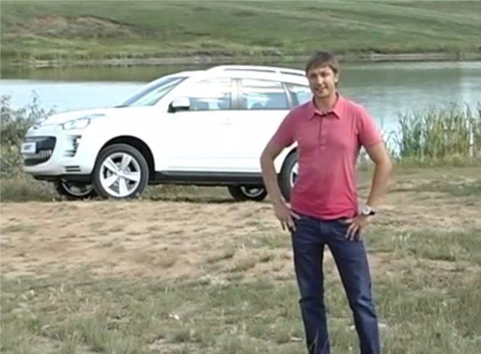 Peugeot 4007 2009 — Игорь Бурцев