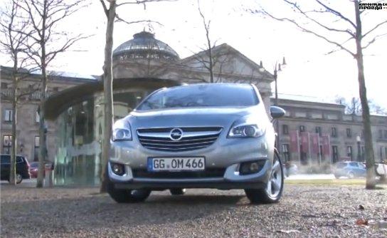 Opel Meriva 2014 — Под капотом