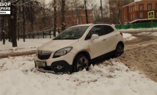 Opel Mokka 2012 — Большой тест-драйв