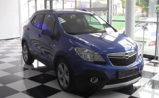 Opel Mokka 2013 — Дмитрий Простой