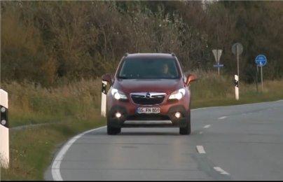 Opel Mokka 2013 — Наши тесты
