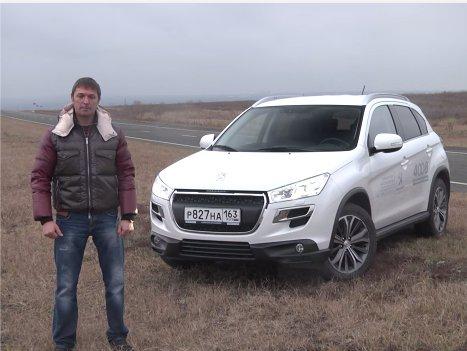 Peugeot 4008 2012 — Игорь Бурцев