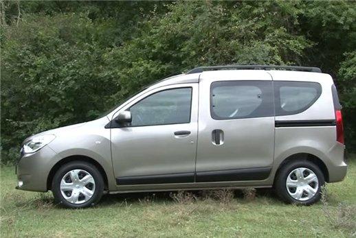 Renault Dokker 2012 — КабриолетТВ