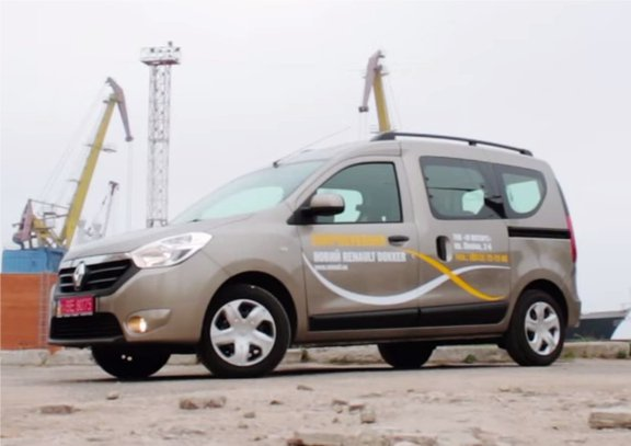 Renault Dokker 2013 — Сar4mancom
