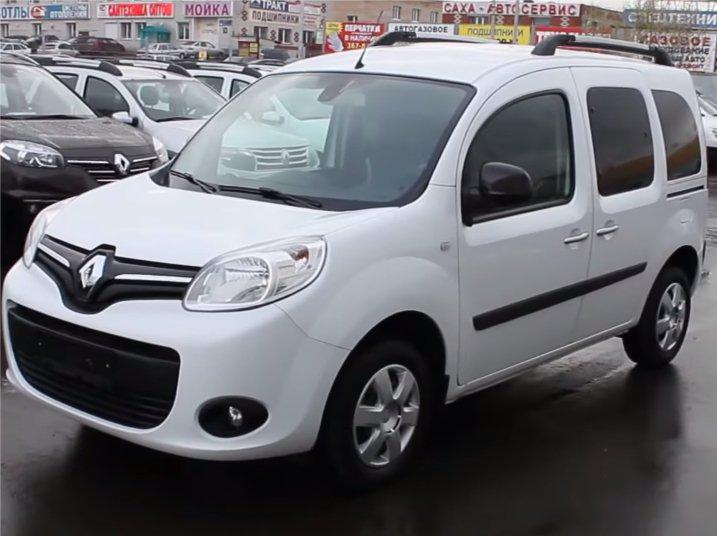 Renault Kangoo 2013 — MegaRetr