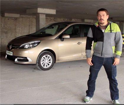 Renault Scenic 2013 — Trans Missia