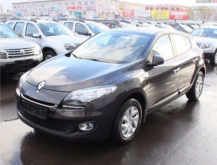 Renault Megane 2013 — MegaRetr