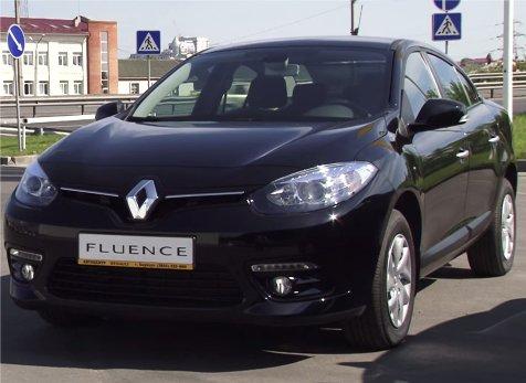 Renault Fluence 2013 — Александр Михельсон