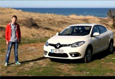 Renault Fluence 2013 — Наши тесты
