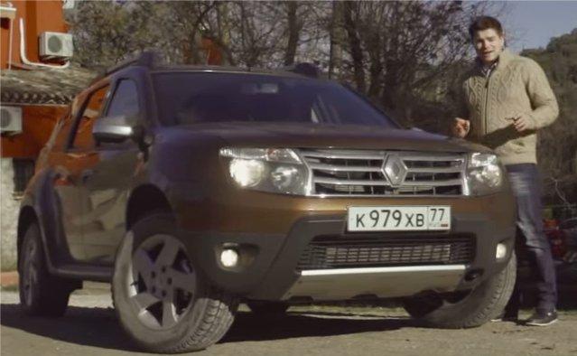 Renault Duster 2014 — Пётр Баканов