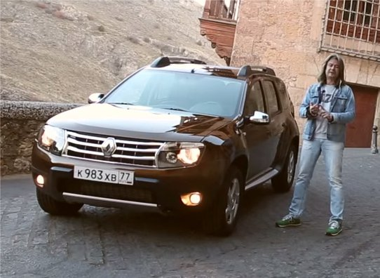 Renault Duster 2014 — MotorLive