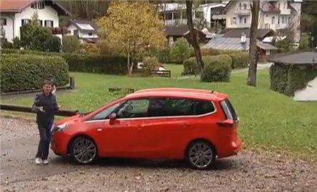 Opel Zafira Tourer 2013 — Наши тесты