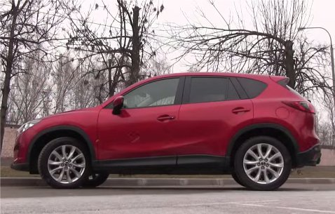 Mazda CX-5 2013 — ATDrive