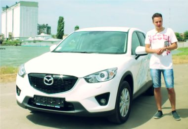 Mazda CX-5 2013  -  car4mancom