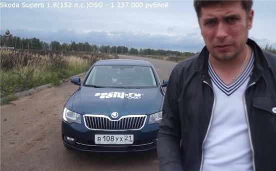 Skoda Superb 2013 — Anton Avtoman