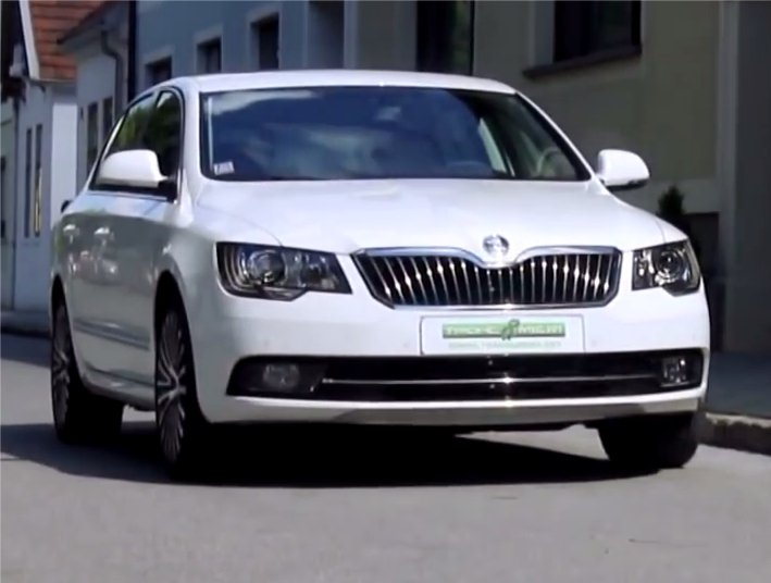 Skoda Superb 2013 Sedan & Combi — Trans MISSIA