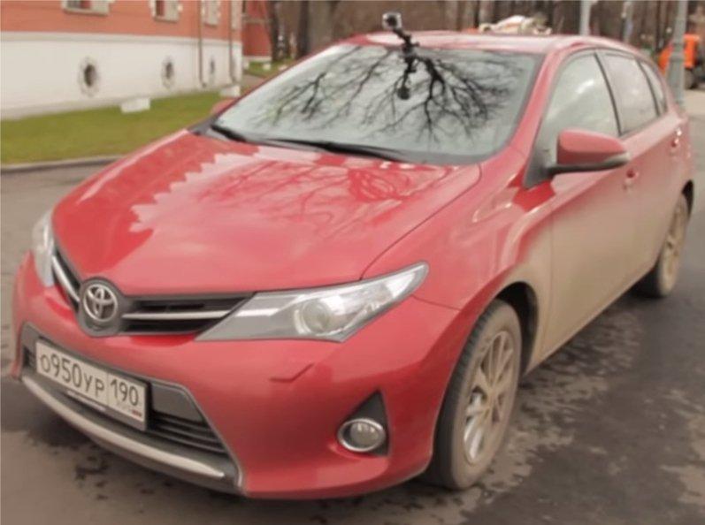 Toyota Auris 2013 — Большой тест-драйв