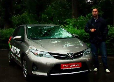 Toyota Auris 2013 — Две Лошадиные Силы
