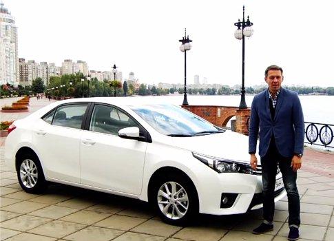 Toyota Corolla 2014 — Первый тест