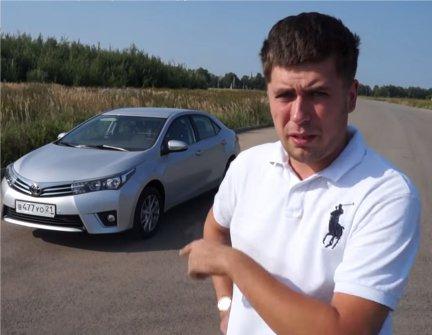 Toyota Corolla 2014 — Anton Avtoman