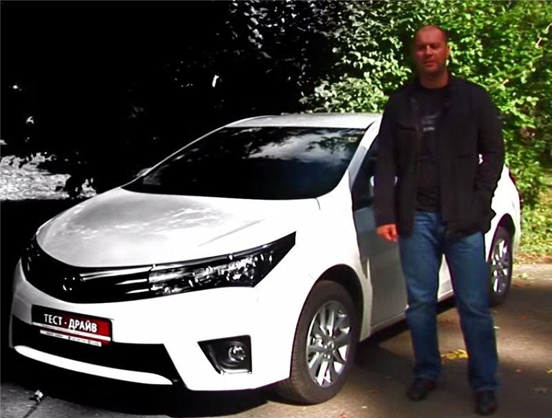Toyota Corolla 2013 — Две Лошадиные Силы