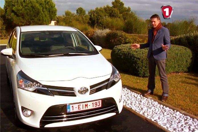 Toyota Verso 2013 — Первый тест