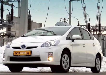 Toyota Prius 2011 — АвтоИтоги