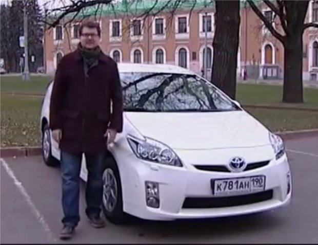Toyota Prius 2011 — Наши тесты
