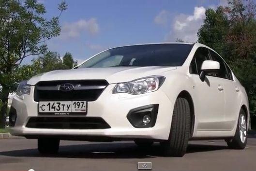 Subaru Impreza 2013 — ATDrive