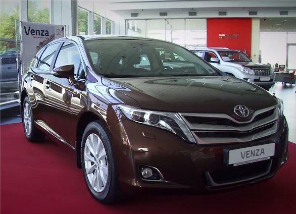 Toyota Venza 2013 — Александр Михельсон