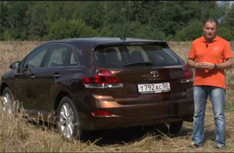 Toyota Venza 2013 — Наши тесты