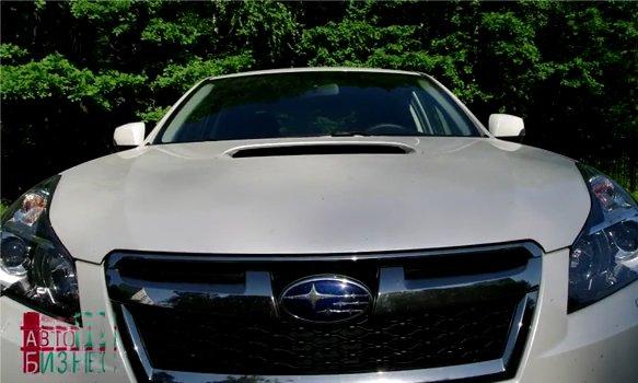 Subaru Legacy GT 2014