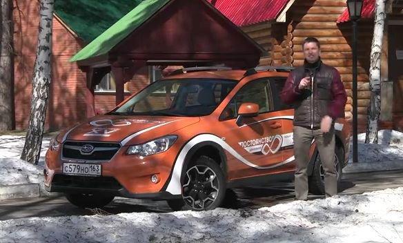 Subaru XV 2014 — Игорь Бурцев