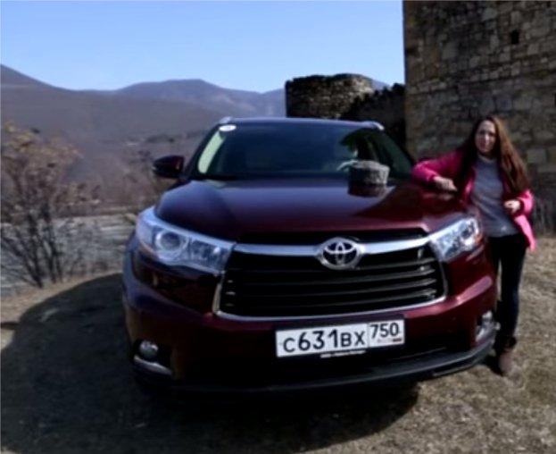 Toyota Highlander 2014 — Наши тесты