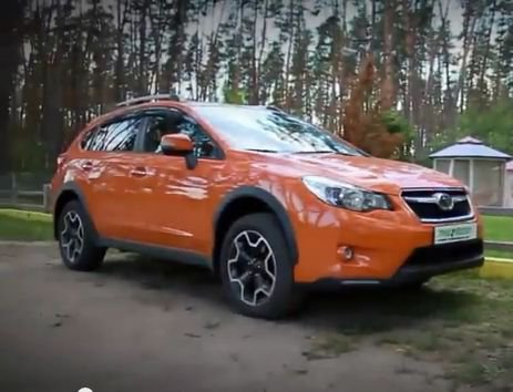 Subaru XV 2012 — Trans MISSIA