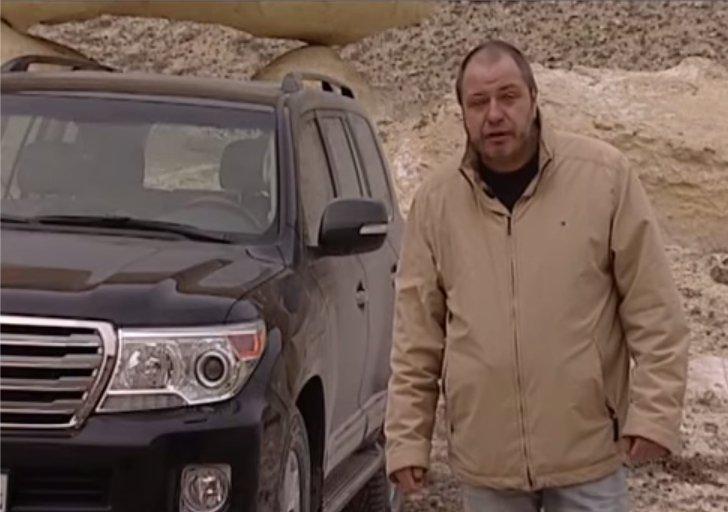 Toyota Land Cruiser 200 2012 — Наши тесты
