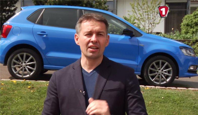 Volkswagen Polo 2014 — Первый тест