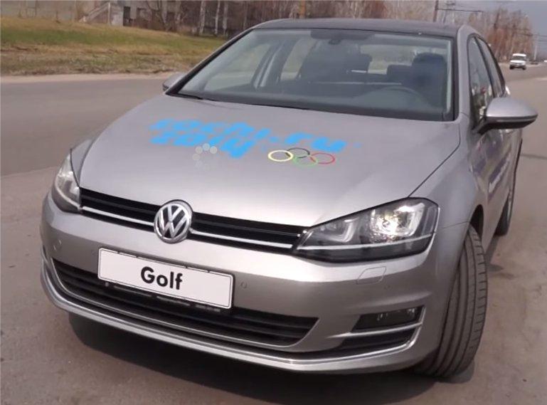 Volkswagen Golf 2013 — Anton Avtoman