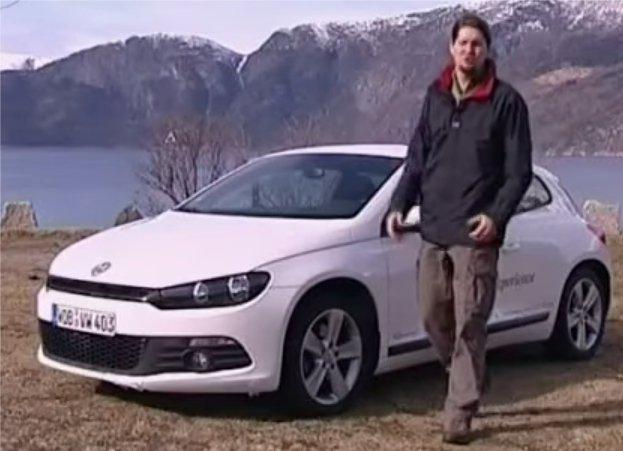 Volkswagen Scirocco 2010 — Наши тесты