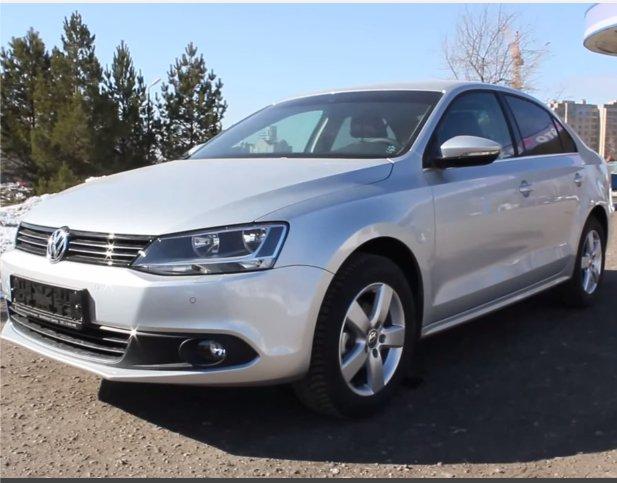 Volkswagen Jetta 2014 — MegaRetr