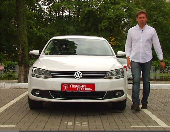 Volkswagen Jetta 2011 — Первый тест
