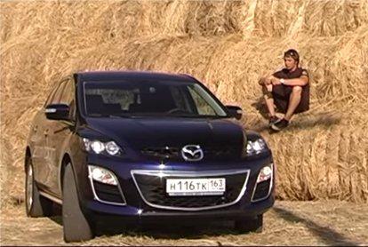 Mazda CX-7 2010 — Игорь Бурцев