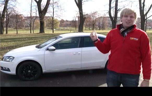 Volkswagen Passat 2013 — Автопанорама