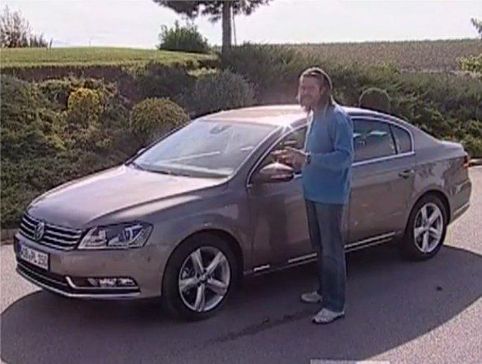 Volkswagen Passat 2011 — Наши тесты